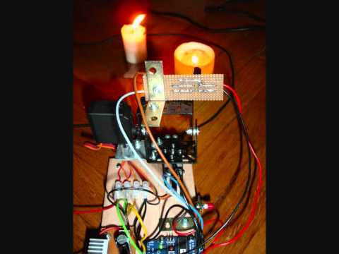 DIY Wärmebildkamera - thermal infrared camera with arduino