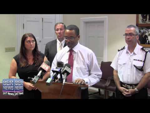 2nd Press Conference On Hurricane Gonzalo, October 16, 2014
