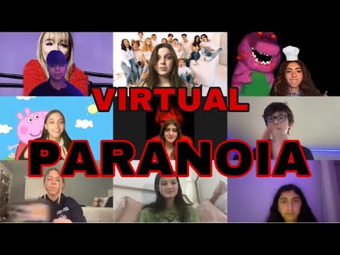 Virtual Paranoia With My Friends!