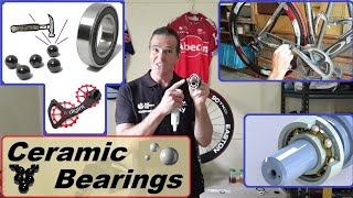 Ceramic Bearings - You need to know!