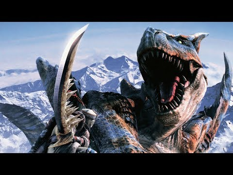 Top 5 Monster Hunter Games On Android 2018
