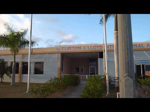Anguilla Airport Boarding