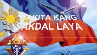 BAYAN KO by Freddie Aguilar (with lyrics)