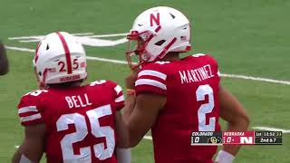 2018 - Colorado at Nebraska