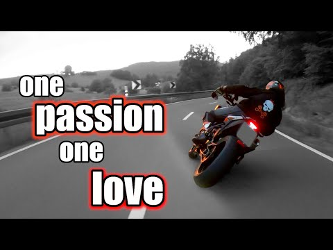 This is why we ride   One passion one love   Motorbike Satisfaction