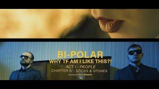 Смотреть клип Iova - Sticks And Stones