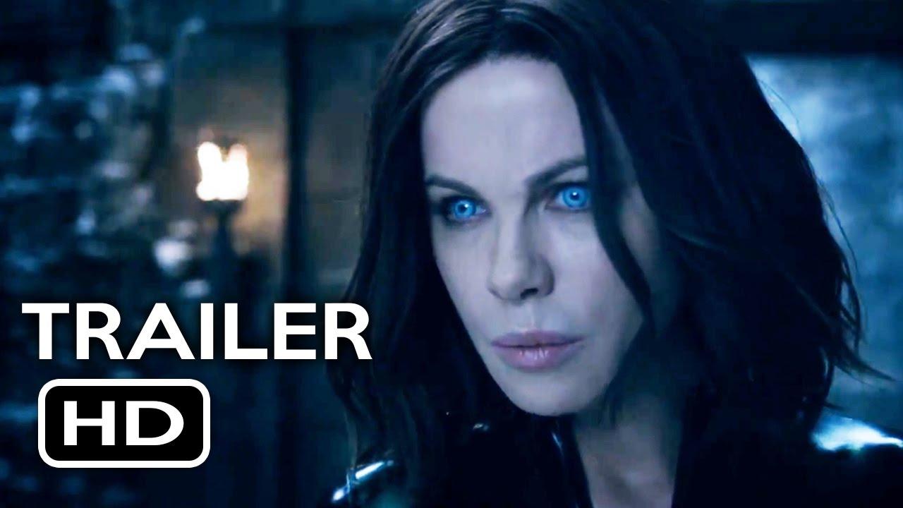 Underworld Blood Wars Official Trailer 3 2017 Kate