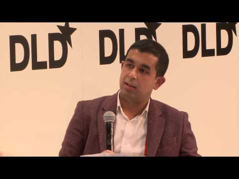 Highlights - Power to the European Founders (Niklas Zennström, CEO at Atomico & Murad Ahmed) | DLD16
