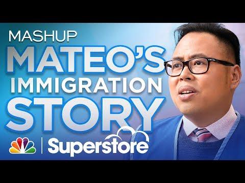 Superstore Tackles Immigration (Mashup)