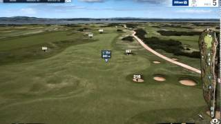 World Golf Tour - St. Andrews Old Course Front 9