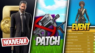 "UPDATE 9.01, SKIN ""JOHN WICK"" - Other on FORTNITE! (Fortnite News)"