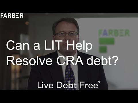 Can a licensed insolvency trustee help resolve Canada Revenue Agency debt?