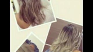 Chayanne Dummont resenha Kit Glean - Pó Descolorante e OX