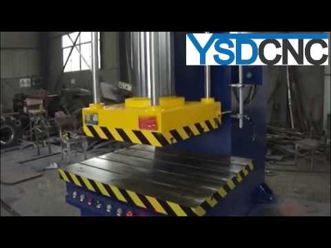 gantry hydraulic machine ,workshop press machine for shanduan hydraulic press machine price