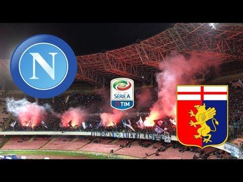 SSC Napoli - CFC Genoa | Curva A & Curva B | Tifosi Mp3