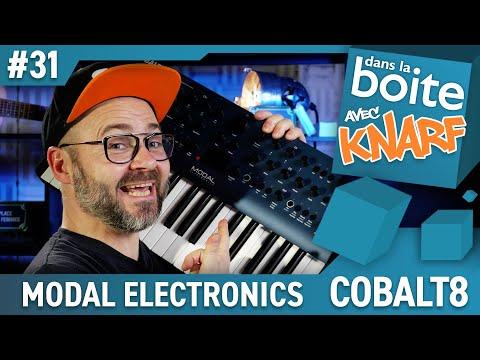 OULALA !!!! Le Cobalt8 de Modal Electronics dans la Boite avec KNARF ! (vidéo La Boite Noire)