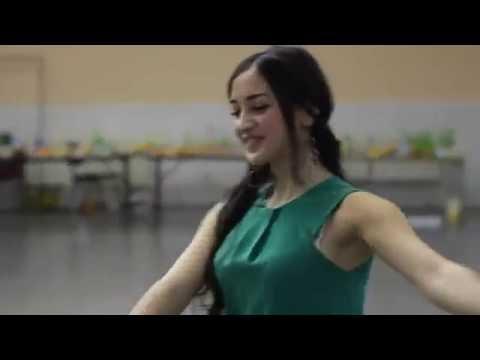 الرقص الشركسي ADIGA DANCE