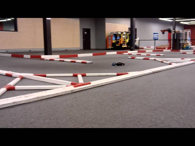 Rc Drift Practice  Durham N.C Travel Video