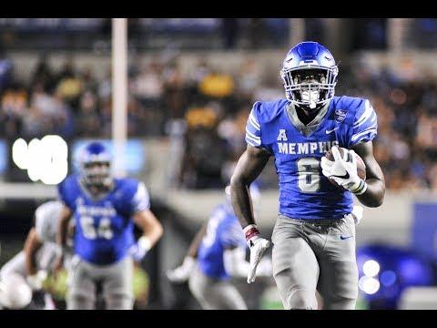 2018 American Football Highlights - Memphis 28, SMU 18