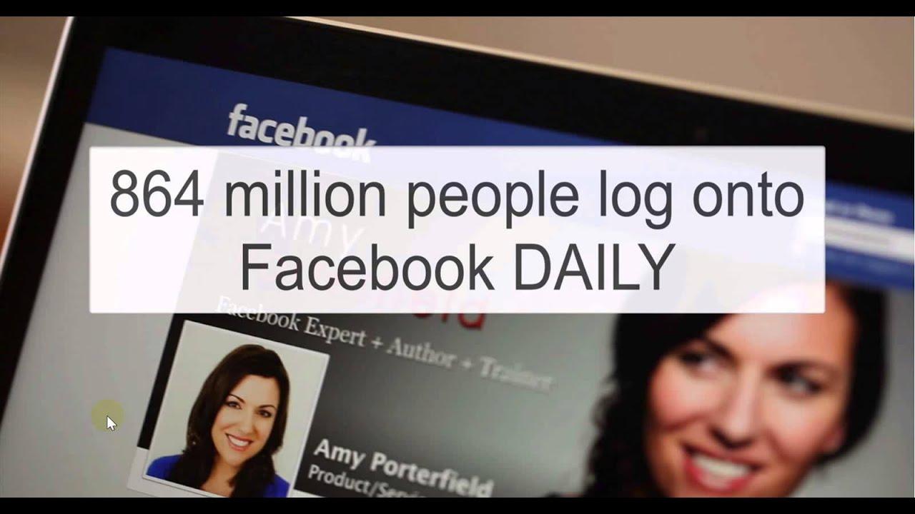 Powerfull Webinar Replay Amy Porterfield -Jump Start Your FB Marketing