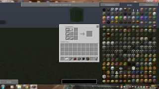 Minecraft ic2 experimental craft 1.6.4. Майнкрафт рецепты крафта - Генератор (generator) #2