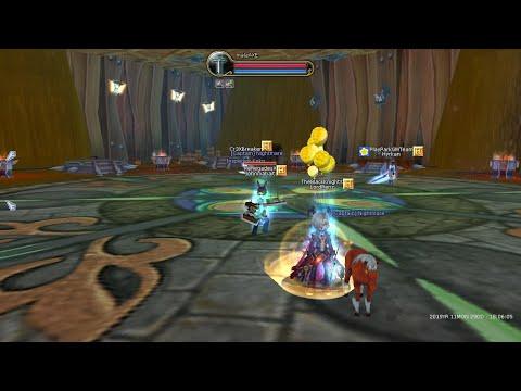 PlayPark Flyff: Asmodan FlyFF Legend 1v1 Master Ranger