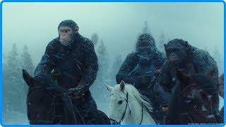 Планета обезьян: Война - Лучшие моменты 2