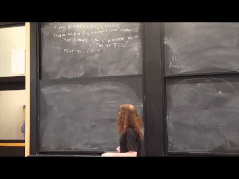 MIT 6.854 Spring 2016 Lecture 24: Oblivious Subspace Embeddings