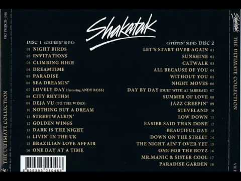 SHAKATAK - 16  One Day At A Time ( Audio bitrate 875 )
