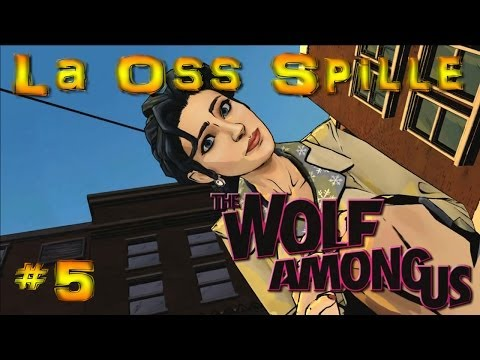 La oss spille: The Wolf Among Us - Tweedle Dum, Tweedle Dee, tweedle dei - Episode 1, del 5