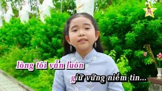 Karaoke Quan Âm Chùa Tôi - Bé Ngọc Ngân