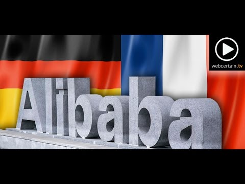 Alibaba Opens Offices In France And Germany