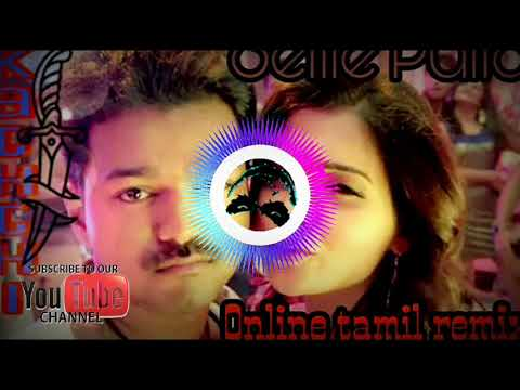 Selfie Pulla - Kaththi Remix song Tamil | Visualzer | mp3 song HD | by Online Tamil Remix