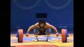 World Records in Snatch old version