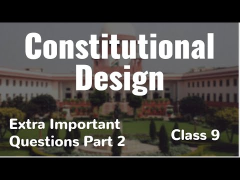 ncert-class-9-political-science-chapter-3-constitutional-design-question-answer-part-2