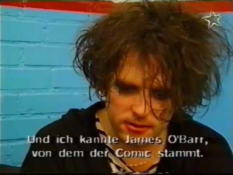 Robert Smith interview rarity