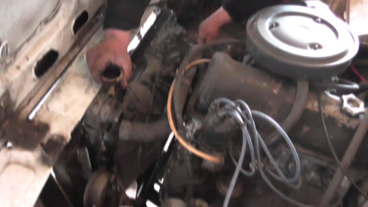Как снять радиатор. ВАЗ 2110, 2111, 2112 - YouTube