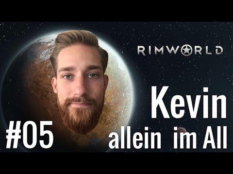 RimWorld - Kevin allein im All #05 - Rich Explorer - Alpha 15 Modded [German/Deutsch]