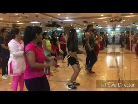 zumba fitness Vashi Gold Gym Navi Mumbai