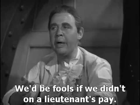 Mutiny on the Bounty 1935  Clark Gable, Charles Laughton