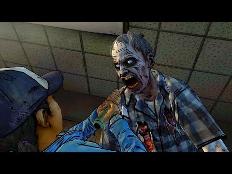 Zombies Breach into Howe's Hardware (Walking Dead | Telltale Games)