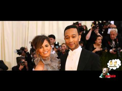 """John Legend e la moglie non riescono a fare figli, la Teigen ammette """"Proviamo da anni"""""""