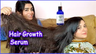 How to use Hair Serum & Dry Shampoo for Silky Hair - Best Treatment for Baldness (گنج پن)