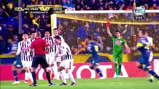 Boca Juniors vs Libertad Completo  (Octavos de final   Ida - 08/08/2018) Copa Libertadores