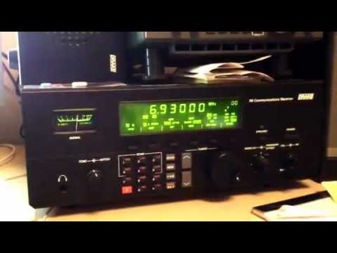 Pirate 'The Crystal Ship' on TCS Shortwave Relay Network