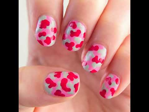 Uñas Decoradas Faciles Y Sencillas Para Este 14 De Febrero Youtube