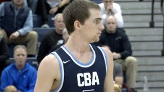 CBA - 52 Neptune - 45 | Shore Conference Qtr-Finals | Liam Kennedy 17 Pts