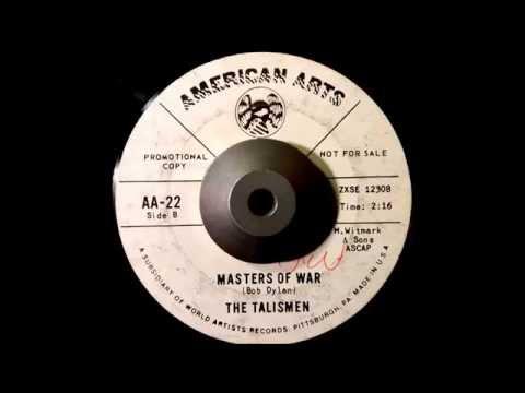 The Talismen - Masters Of War