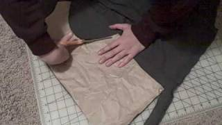 Reversible Vest- Whitney Sews