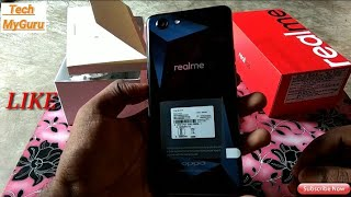 Realme 1 unboxing 3gb+32gb Rs 8990.